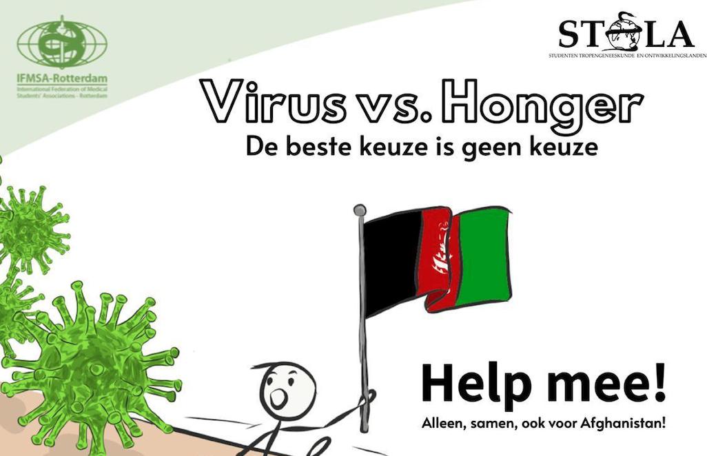 Virus vs. Honger